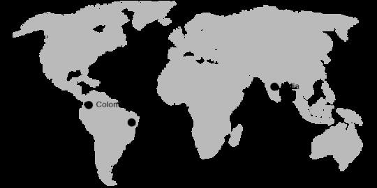 Map Ornge